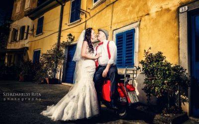 Ti küldtétek – 2017 legszebb esküvői fotói